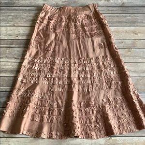Silk Skirt size 0